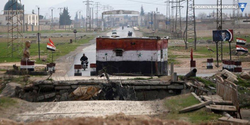 Irak'tan Esad'la ortak operasyon