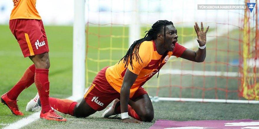 Galatasaray: 3 - Antalyaspor: 0