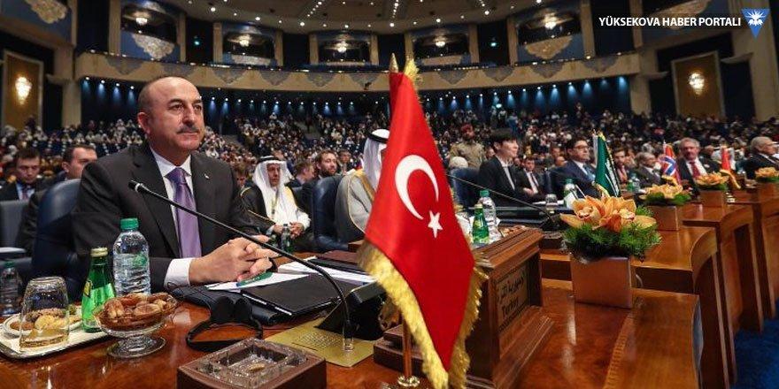 Çavuşoğlu: Irak'a en büyük kredi bizden