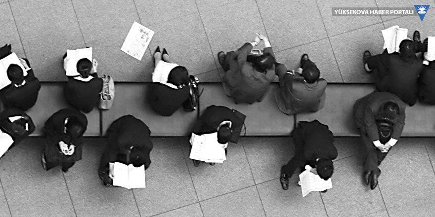 Ocak 2018 işsizlik oranı yüzde 10,8