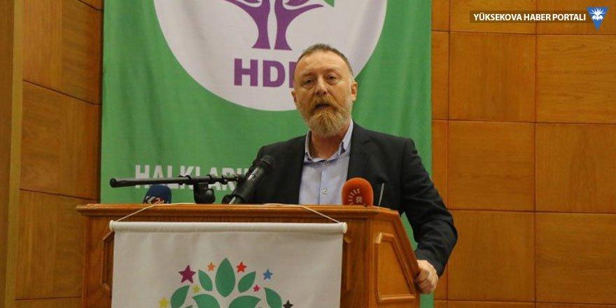 HDP Eşbaşkanı Temelli: Bizsiz olmaz