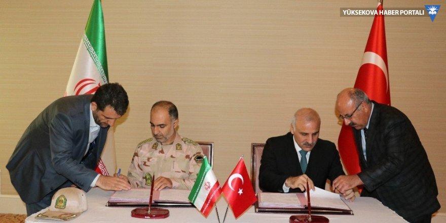 İran ile hudut güvenliği mutabakatı imzalandı