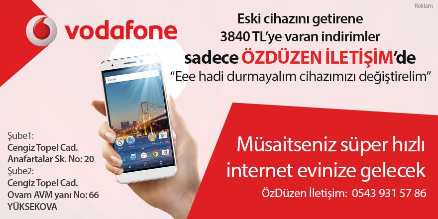 ÖzDüzen İletişim'de internet ve telefon kampanyası