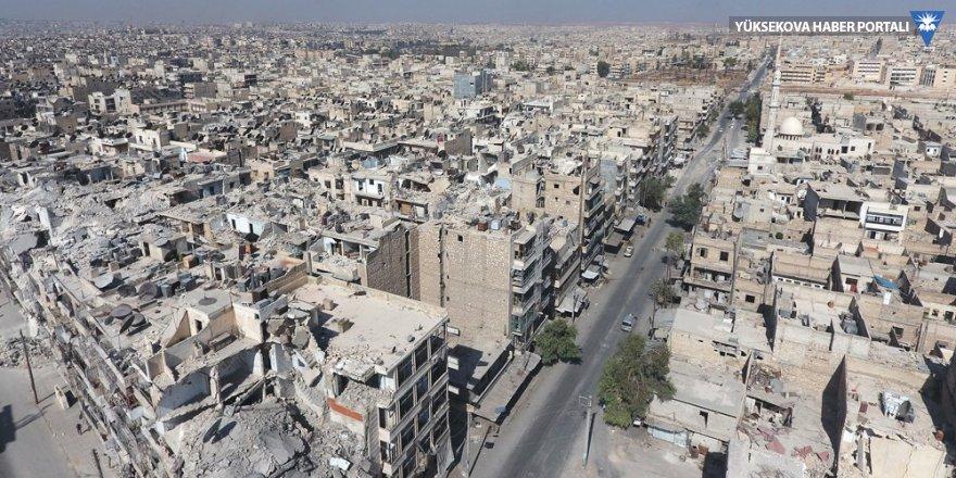 Halep'te Kürt bölgesine hükümet güçleri girdi