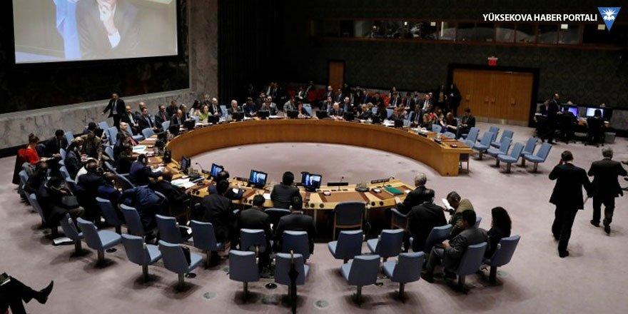 Birleşmiş Milletler Güvenlik Konseyi'ndeki, 'Suriye'de ateşkes' oylaması ertelendi