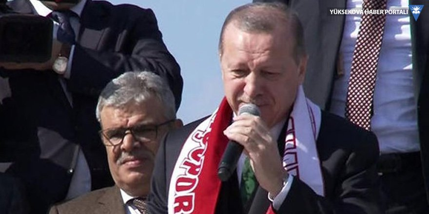 Erdoğan: Kanımızda sivilleri vurmak yok