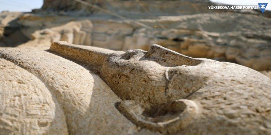 Mısır'da sekiz firavun mezarı bulundu