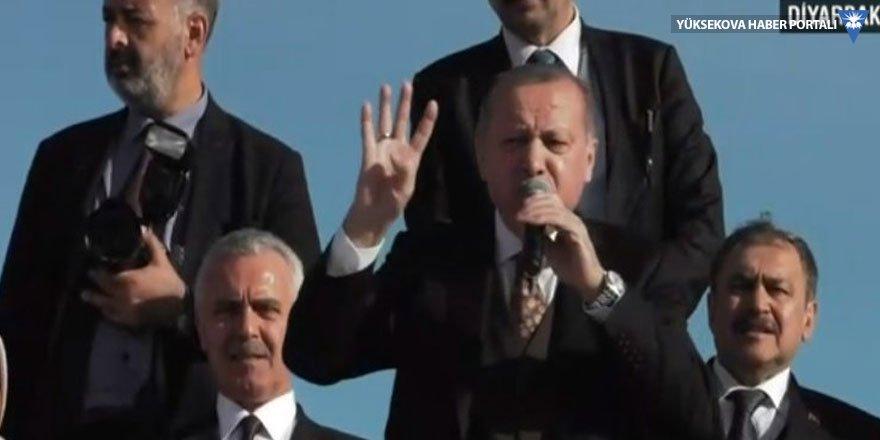 Erdoğan: Sur içi gerçekten Diyarbakır'ın tarihine yakışır hale getirildi