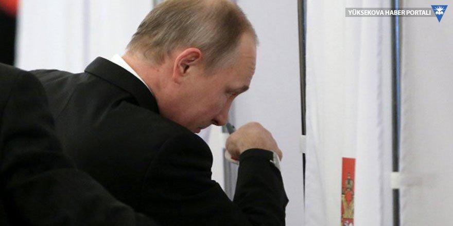 Rusya'da sonucu belli seçim