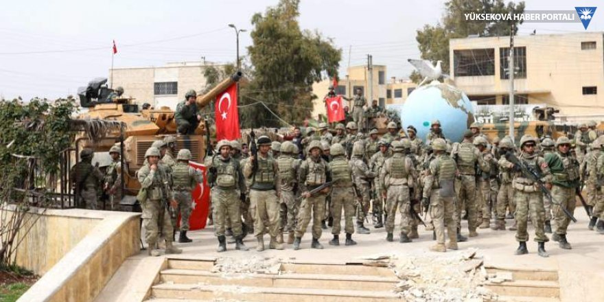 YPG Afrin'den çekilmeyi mi tercih etti?