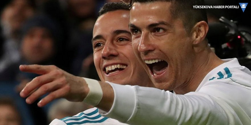 Ronaldo kariyerinin 50. hat-trick'ini yaptı