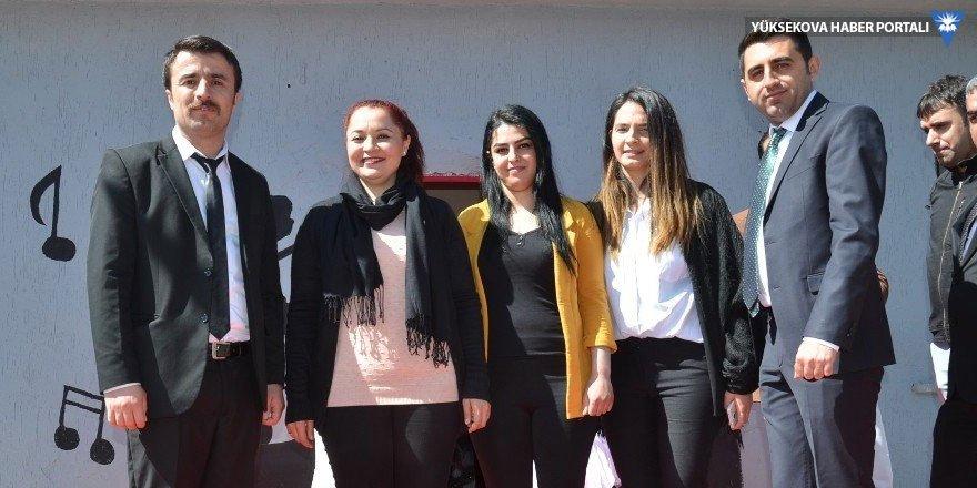 Yüksekova'da 'drama ve zeka sınıfı' açıldı