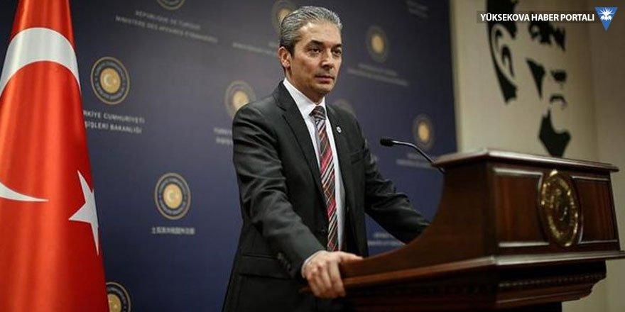 Dışişleri'nden 'füze savunma sistemi' açıklaması: ABD ve EUROSAM ile görüşüyoruz