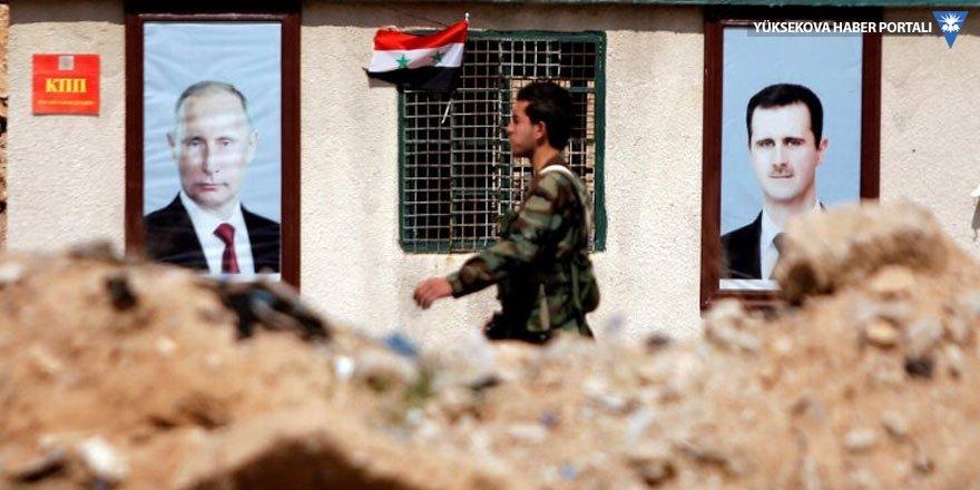 İran'dan Rusya'ya: Suriye'den çekilmiyoruz!
