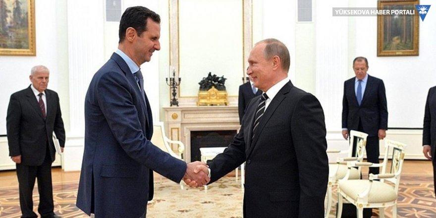 Rus heyeti: Esad'ın keyfi yerinde