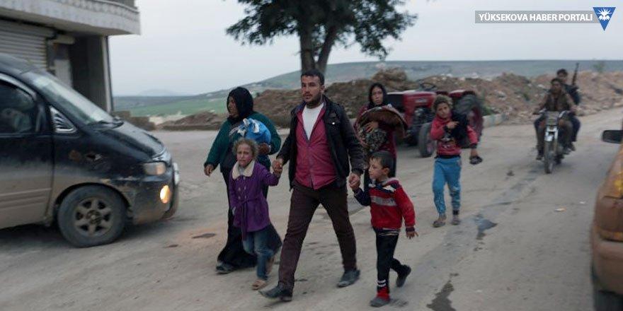 AB: Afrin Operasyonu, Suriye'deki insani durumu daha zor hale getirdi