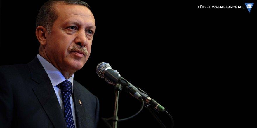 Erdoğan: Garip bir senaryoyla karşı karşıyayız