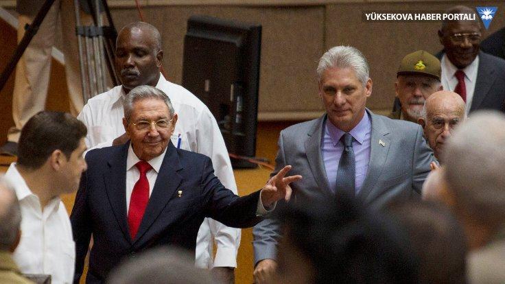 Küba'nın yeni lideri: Devrim devam edecek