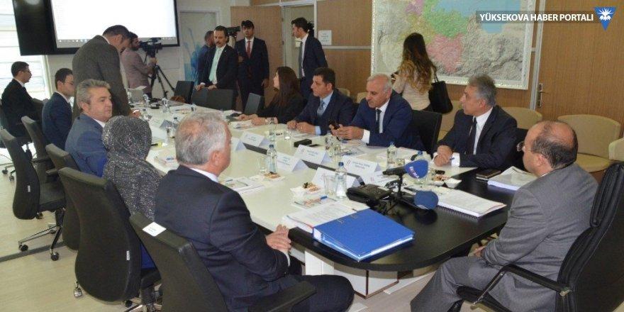 Van, Bitlis, Muş ve Hakkari'ye 14 milyon TL'lik yatırım