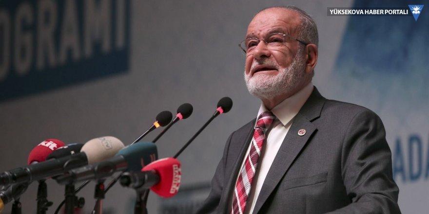 Karamollaoğlu: AK Parti, ANAP'tan daha hızlı çözülecek