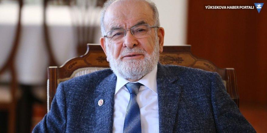 Karamollaoğlu'ndan Demirtaş açıklaması: Sözle insanlar terörist olmaz