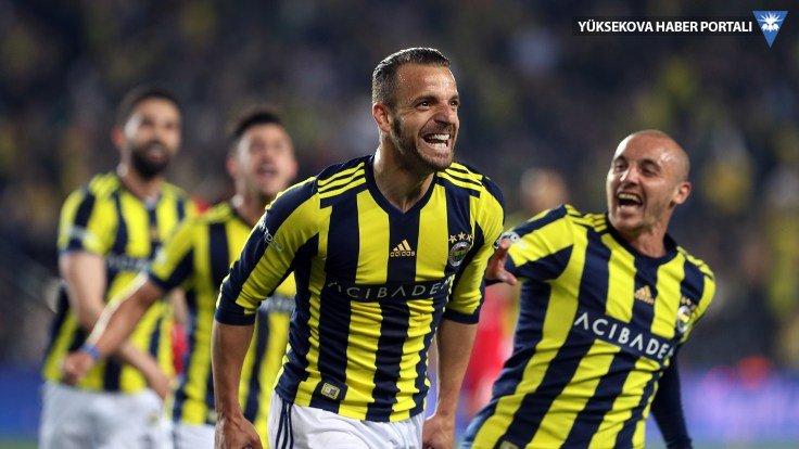 Fenerbahçe: 4 - Antalyaspor: 1