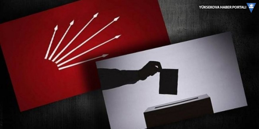 CHP milletvekili aday listesi belli oluyor