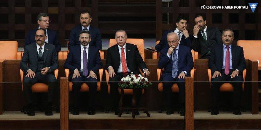 Erdoğan'dan 'Özgür Özel' azarı