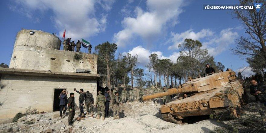 Merkel'e Afrin eleştirisi: Türkiye'ye silah satmayın!