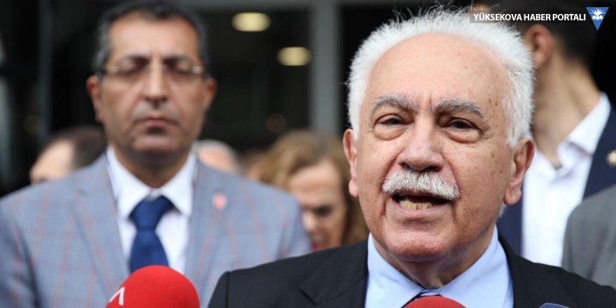 Doğu Perinçek: HDP gizli olarak Millet İttifakı'nda var