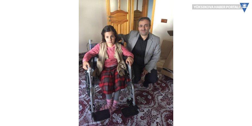 Müftülükten engellilere tekerlekli sandalye desteği