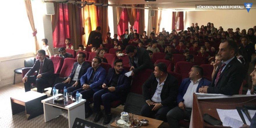 Şemdinli'de 'ezgi' yarışması