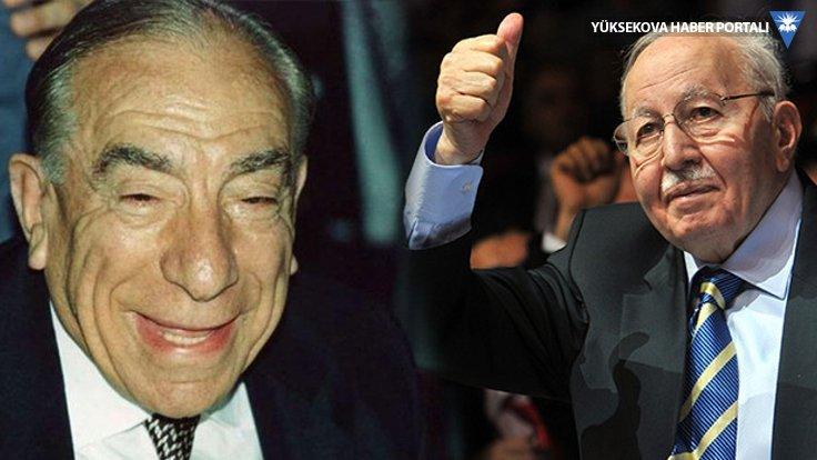 Türkeş Erbakan'ı aday gösterecekmiş!