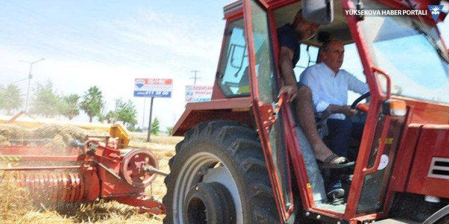 Muharrem İnce: Çiftçiye mazot 3 lira olacak