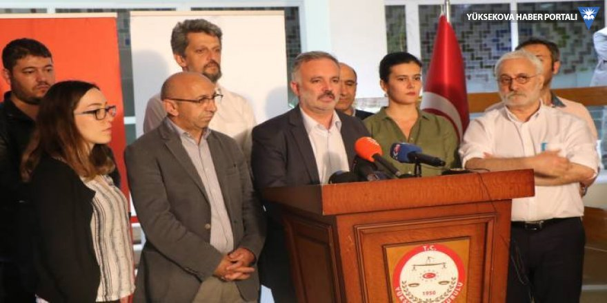 HDP aday listesini YSK'ya teslim etti
