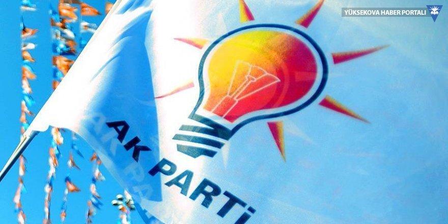 Ak Parti'nin Hakkari adayları belli oldu