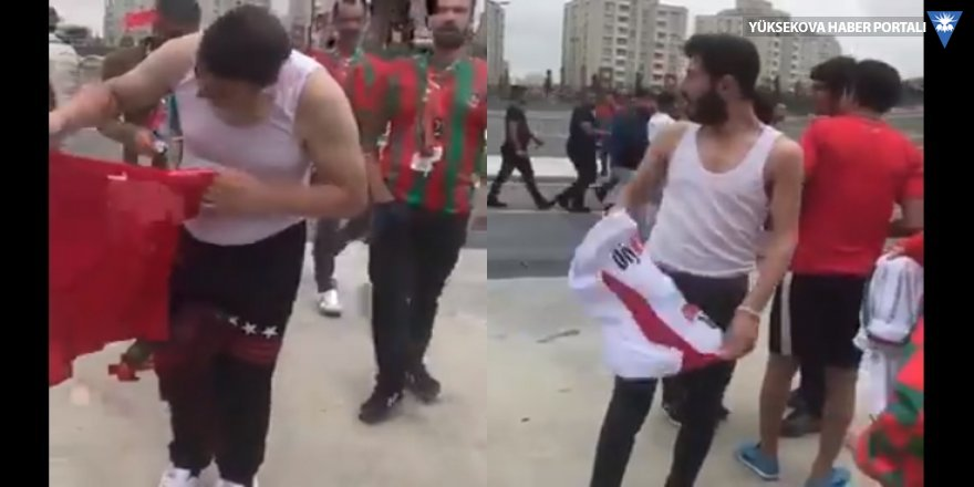Diyarbekirspor maçına Amedspor forması alınmadı