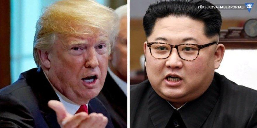 ABD-Kuzey Kore zirvesi iptal edildi