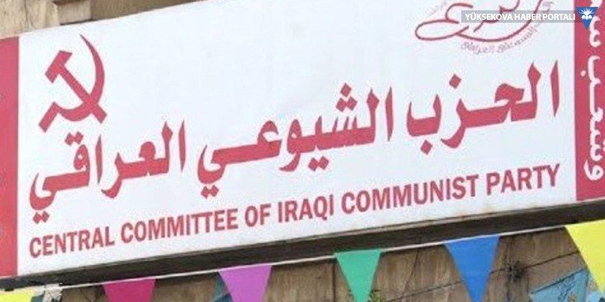 Irak Komünist Partisi'ne saldırı