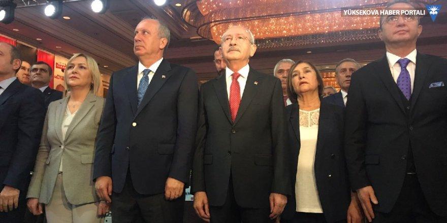 CHP seçim beyannamesini açıkladı: Anadolu'ya iki dev proje