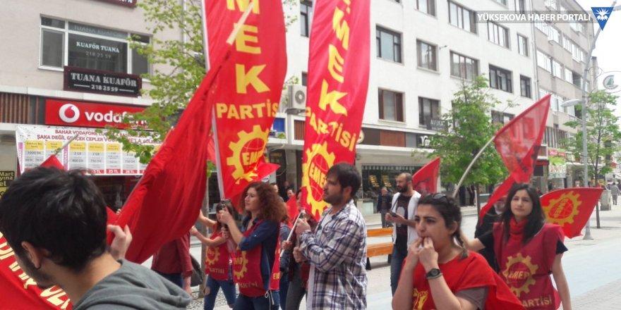 EMEP, HDP'den bağımsız HDP'ye oy isteyecek