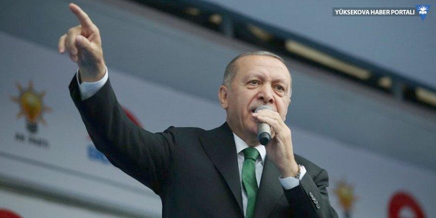 Erdoğan'dan 'Demirtaş' eleştirisi