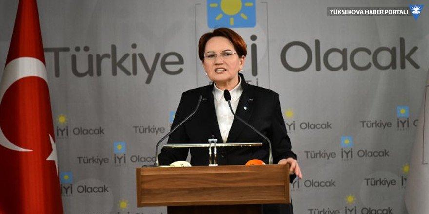 Meral Akşener: Seçim ikinci tura kalırsa ittifak desteğim devam edecektir