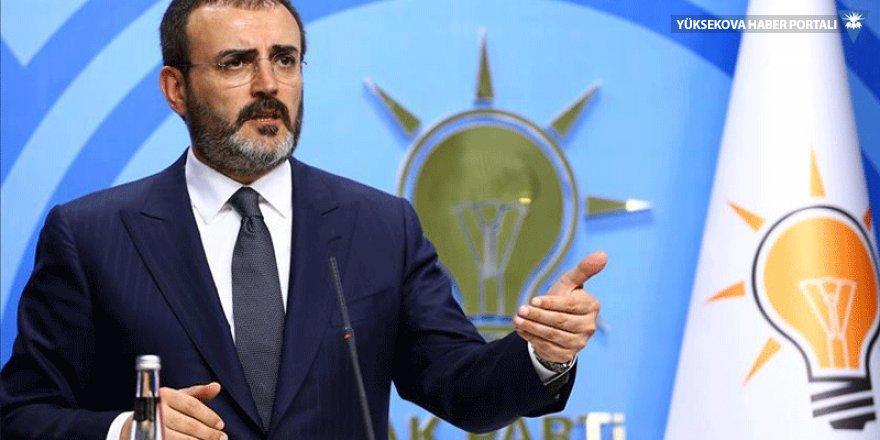 AK Parti Sözcüsü Ünal: Kılıçdaroğlu aklını kaçırmak üzere