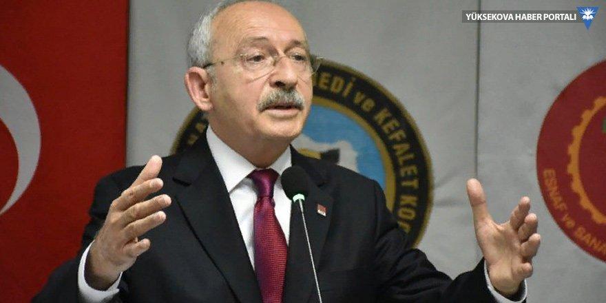 Kılıçdaroğlu: Bazen sitem ediyorum, haklıyım