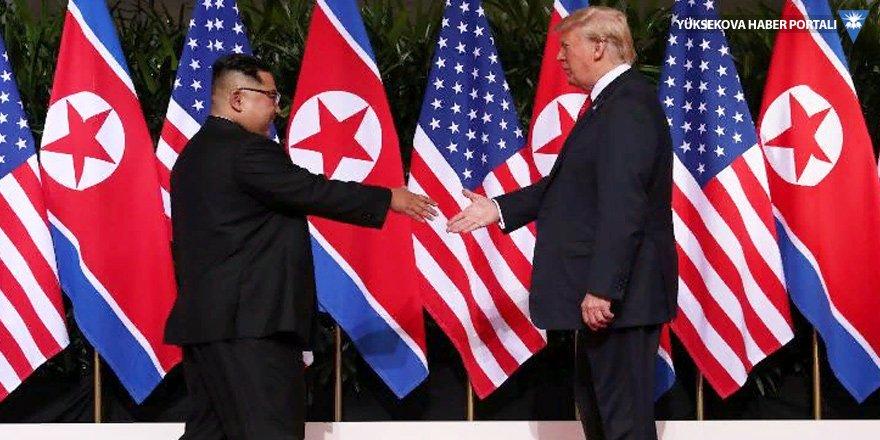 Trump, Kuzey Kore'de kendi yarattığı krizi düzeltti