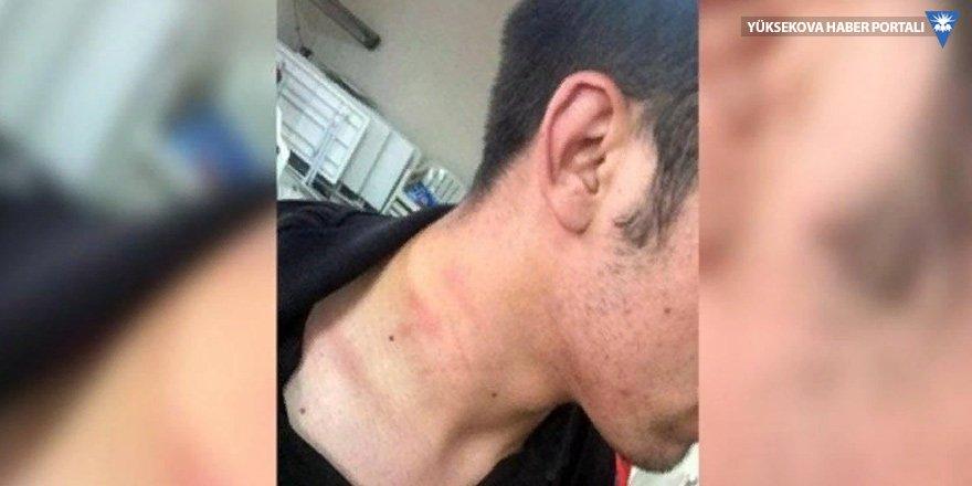 AK Partili vekil boğazını sıktığı CHP'li gençten özür diledi