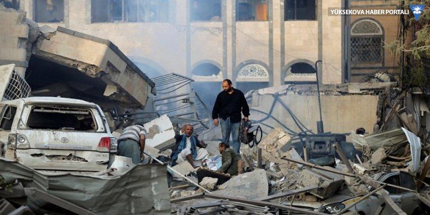 Suudi Arabistan Yemen'e en büyük saldırıyı başlattı