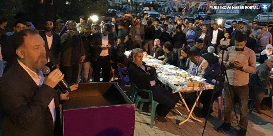 Temelli'den cumhurbaşkanı adaylarına Suruç çağrısı