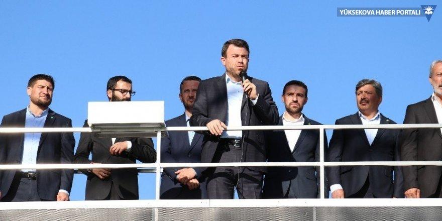 """HÜDA PAR Genel Başkanı Yavuz: """"Silah bize zarar veriyor"""""""